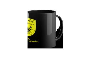 Tasse mit Logo